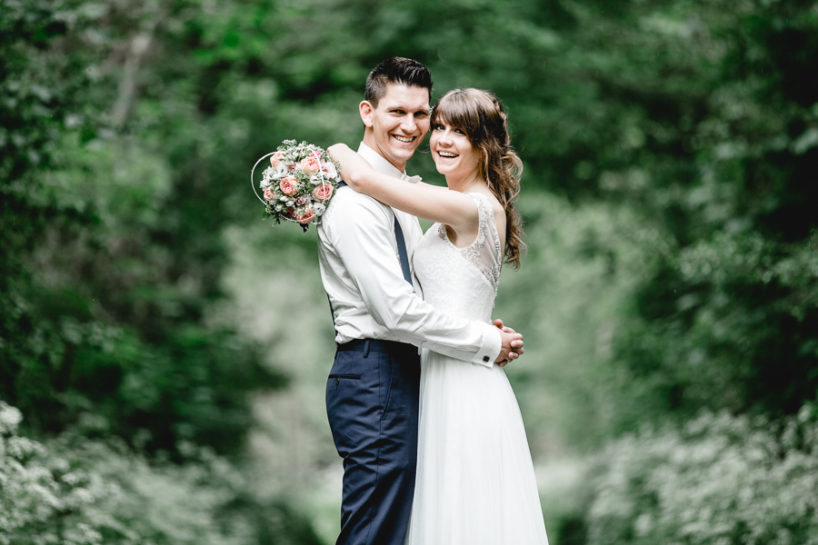 Kirchwerder Brautpaarshooting