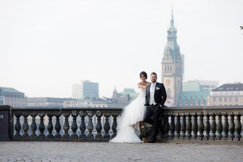Hamburg Hochzeit Shooting